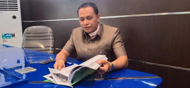 Zulfahmi, anggota DPRD kota Pekanbaru.
