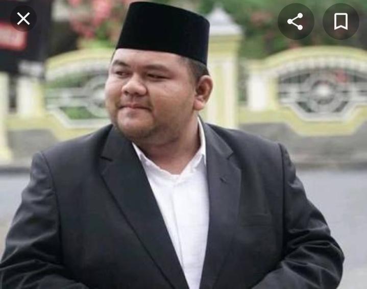 Ketua DPRD Rohul, Novliwanda Ade Putra.ST.