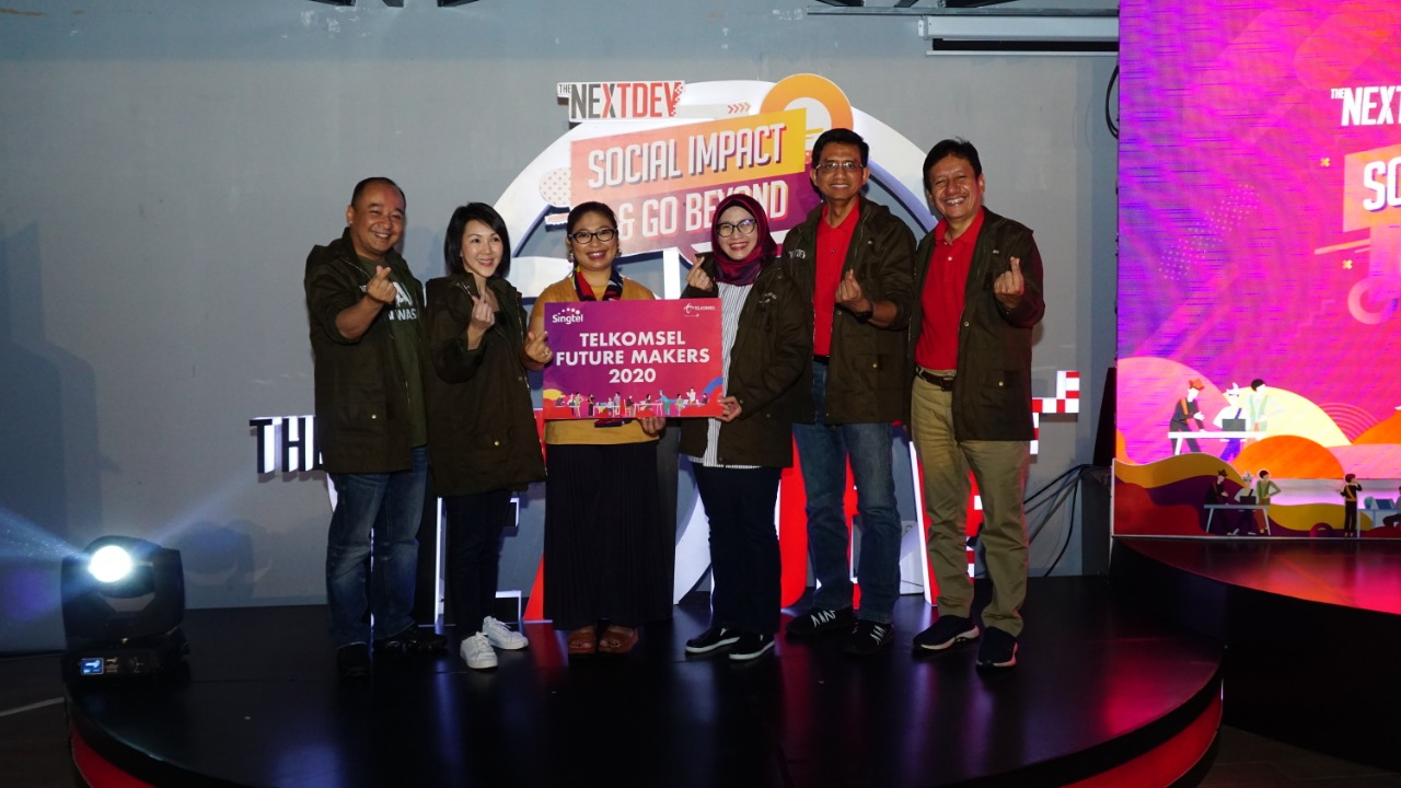 Telkomsel kembali gelar The NextDev Talent Scouting