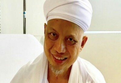 Pendiri Yayasan Pesantren Adz-Dzikra, KH Muhammad Arifin Ilham.