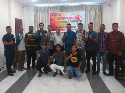 Kongres II Cabang Olahraga (Cabor) Asosiasi Futsal Kabupaten (AFK) Rohil