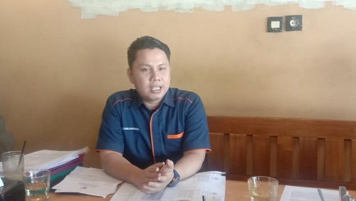Direktur PT Bintang Mandiri Internasional, Yogi Apriliya Pranata