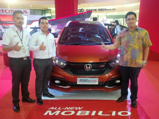 Launching New Mobilio.