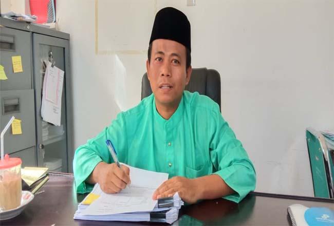 Kabid Pendataan dan Pelayanan Bapenda Rohil H Sulaiman