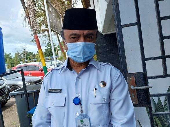 dr Syaipul Juru Bicara Satgas Covid-19 Kota Dumai