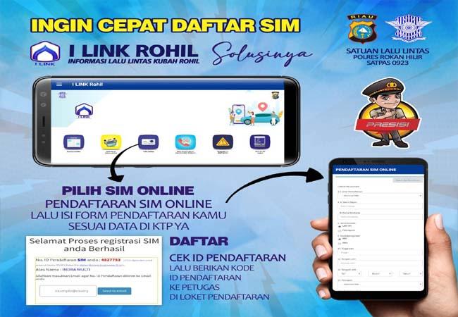 Aplikasi I-Link.