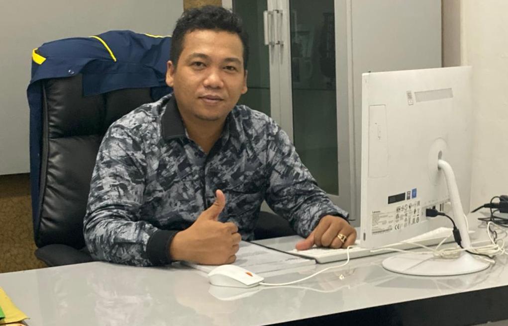 Direktur Indragiri Exchanger, Handa Fadillah S. Sos