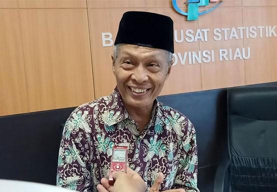 Kepala BPS Riau, Misfaruddin
