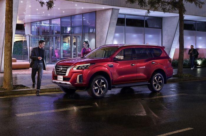 Nissan X-Terra diperkenalkan di Timur Tengah
