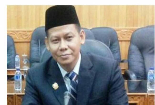 Ketua Pansus Pengawasan Penanganan Covid-19 Kabupaten Bengkalis, Sofyan