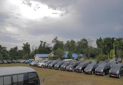Mobdin milik Pemprov Riau.