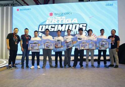 PT Suzuki Indomobil Sales mengajak anak-anak muda untuk  memodifikasi desain Suzuki All New Ertiga dalam ajang Digimods Contest.