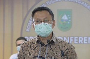 Kepala Otoritas Jasa Keuangan (OJK) Provinsi Riau, Yusri