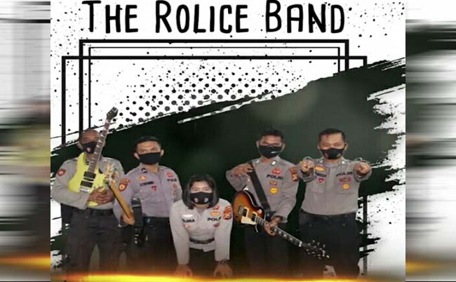 The Rolice Band.