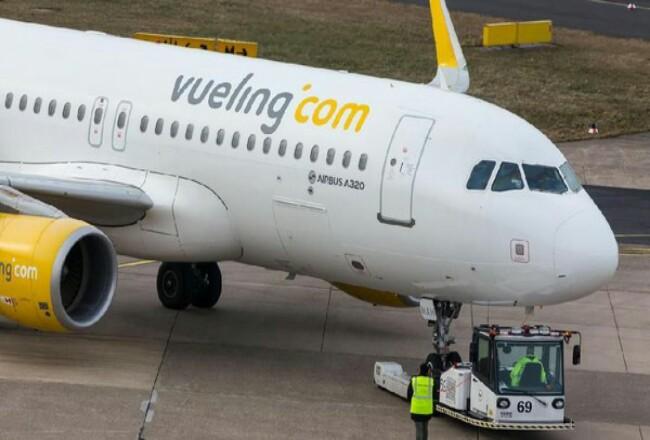 Pesawat Vueling Airlines