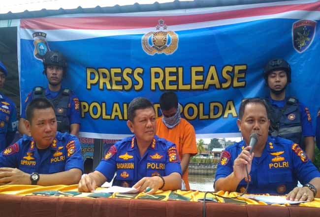 Ekspos kasus penyelundupkan manusia dari Malaysia ke Indonesia secara ilegal