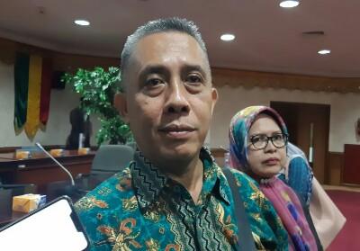 Korwil Wilayah II (Jambi, Sumsel, Kepri, Riau) koordinasi dan supervisi, KPK Abdul Haris. Foto: Antara