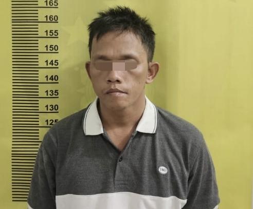 Pemuda asal Kemuning, Inhil diamankan terkait narkoba.