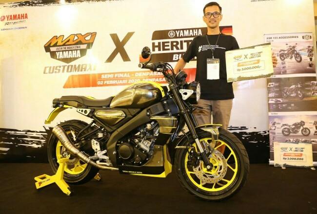 XSR 155 langsung menjadi idola baru masyarakat Indonesia yang terkesan dengan perpaduan desain sport heritage serta fitur-fitur modern yang dimilikinya.