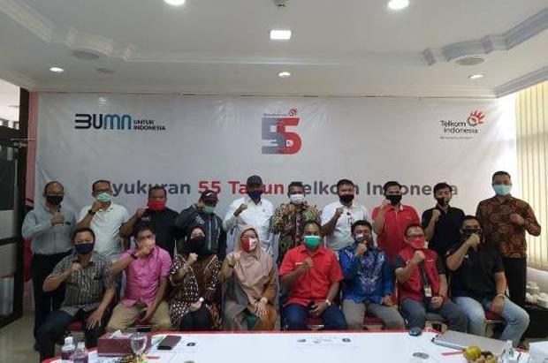 Kecamatan Kute Siantan dan Kecamatan Jemaja Kabupaten Anambas, Kepulauan Riau, kini menikmati layanan 4G Telkomsel. Telkom Group berkerjasama dengan PT.Moratelindo