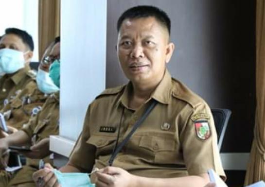Kepala PUPR Kota Pekanbaru, Indra Pomi Nasution.