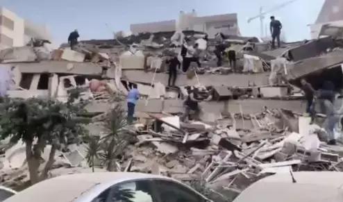 Gempa Turki.