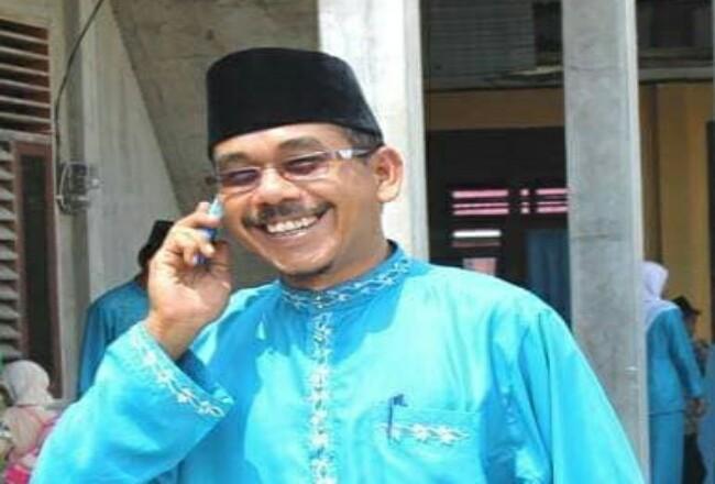 Ketua PGM Kabupaten Bengkalis, H Ridwan Ahmad