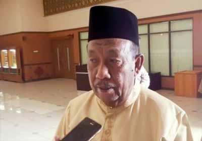 Plt Gubernur Riau H Wan Thamrin Hasyim