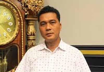 Wakil Pimpinan DPRD Kota Pekanbaru Jhon Romi Sinaga