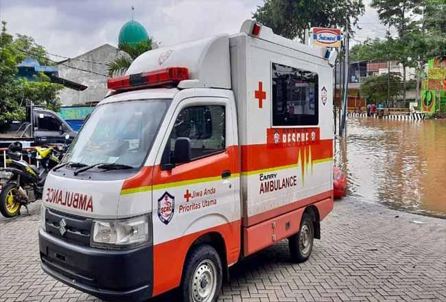 New Carry Ambulance.