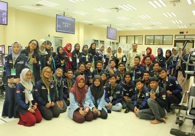 Kunjungan Industri (KI) Mahasiswa Teknik Kimia Universitas Riau (UR).