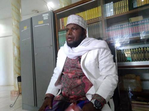 Ketua Majelis Ulama Indonesia (MUI) Provinsi Papua, KH. Saiful Islam Al Fayage