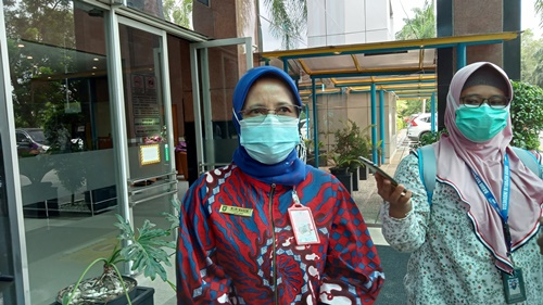 Kepala Dinas Kesehatan Provinsi Riau, Mimi  Yuliani Nazir