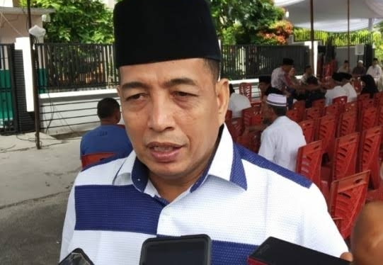 Wakil Ketua DPRD Riau, Asri Auzar.