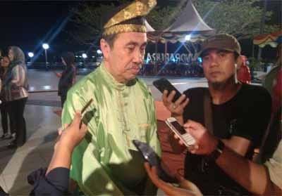 Gubernur Riau terpilih, Syamsuar