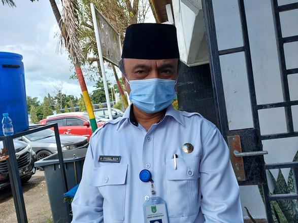 Juru Bicara Satgas Covid-19 Kota Dumai dr Syaipul