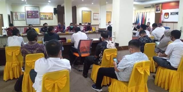 KPU Bengkalis berharap semua proses tahapan Pilkada berjalan sesuai dengan standar Covid-19 dan semua peserta pemilihan wajib patuhi protokol kesehatan.