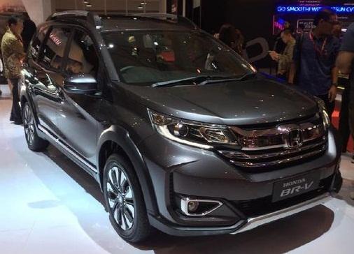 Honda BR-V 2019 diluncurkan di IIMS 2019 JIExpo Kemayoran, Jakarta
