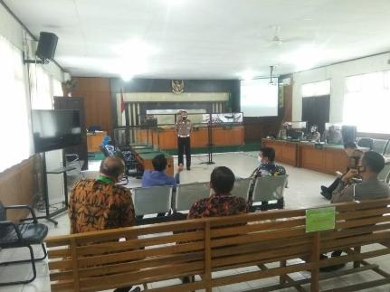 Polda Riau Sosialisasikan Tilang Elektronik