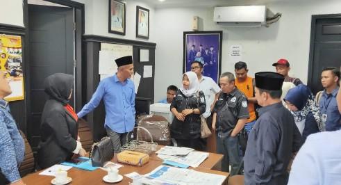 FWL kunjungi fraksi-fraksi di DPRD Pekanbaru.