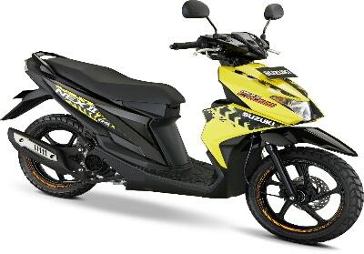 Suzuki Ciptakan NEX II Cross