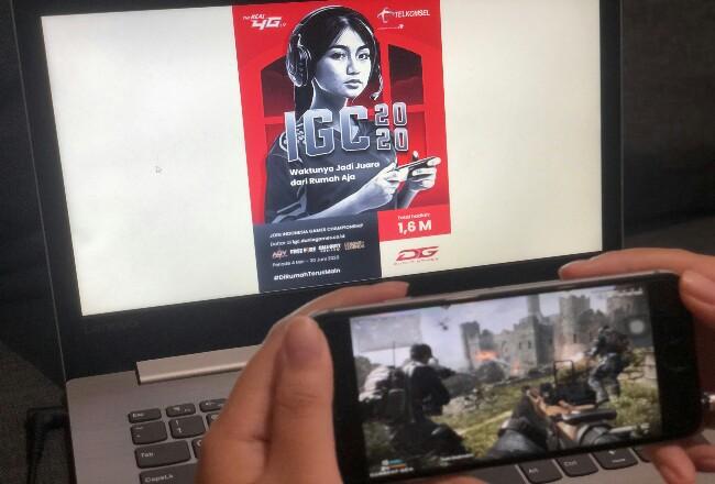 Telkomsel melalui Dunia Games kembali menggelar turnamen esport terbesar di Tanah Air bertajuk Indonesia Games Championship (IGC) yang akan diselenggarakan mulai Mei hingga September 2020.