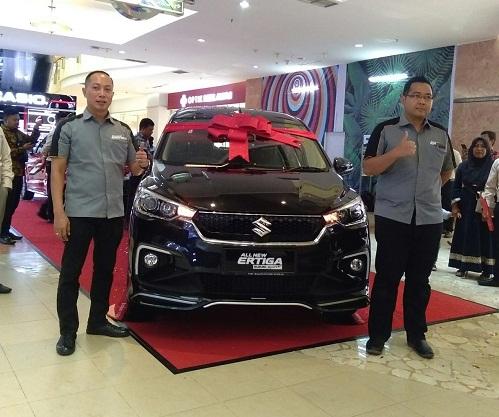Suzuki All New Ertiga Sport