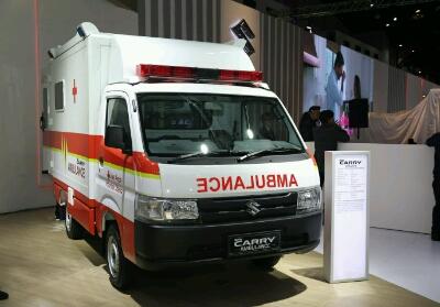Di ajang Indonesia International Motor Show (IIMS) 2019, PT SuzukiIndomobil Sales tidak hanya menghadirkan varian baru Carry Pick Up,tetapi juga menyertakan beberapa ubahan, di antaranya; angkutan umum, ambulans dan mobil toko (moko).