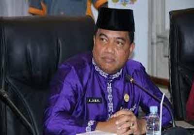 Kepala Disdik Pekanbaru Abdul Jamal
