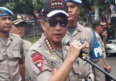 Kepala Kepolisian RI Jenderal Tito Karnavian