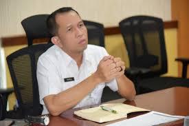 Sekretaris Bappeda Bengkalis, Rinto SE.