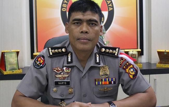 Kabid Humas Polda Riau Kombes Pol Sunarto