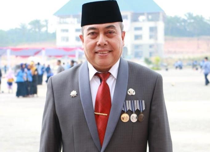 Pelaksana tugas Kepala Badan Pengelola Keuangan dan Aset Daerah (BPKAD) Kota Pekanbaru Syoffaizal