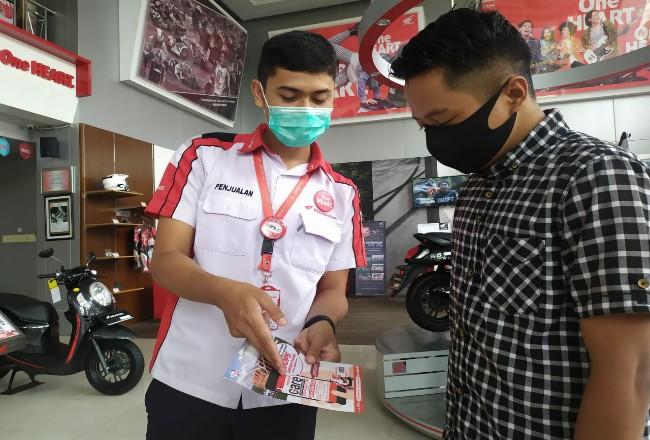 PT CDN siapkan layanan Honda Care.